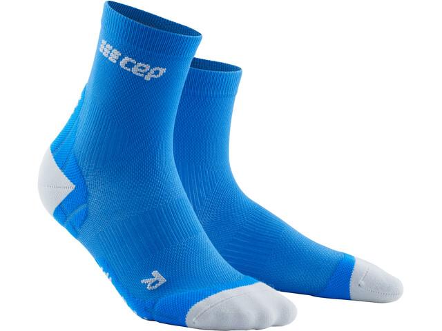 cep Ultralight Calcetines Cortos Hombre, electric blue/light grey